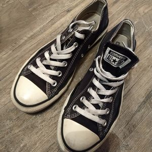 Converse All Star low tops used
